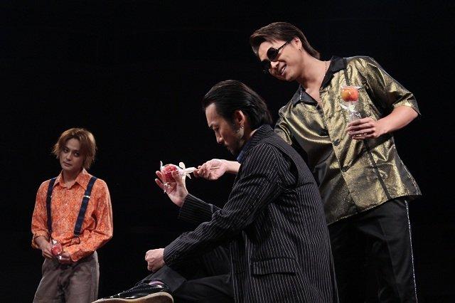 「MOJO」ゲネプロ_TAKAHIRO、波岡一喜、木村了
