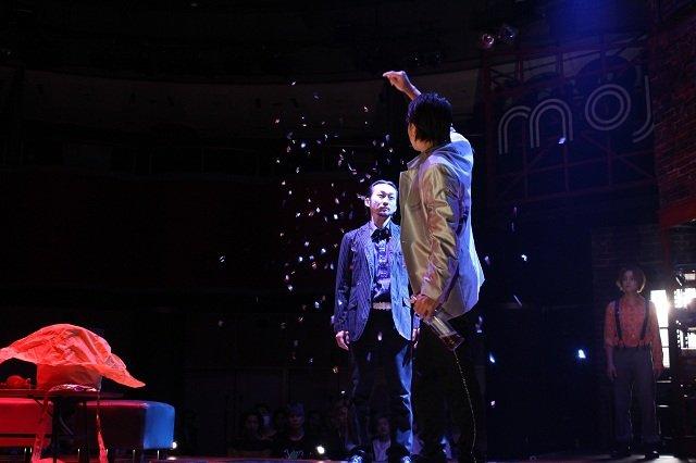 「MOJO」ゲネプロ_TAKAHIRO、波岡一喜