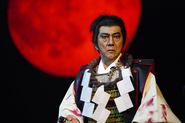 『NINAGAWA・マクベス』香港公演_舞台写真2