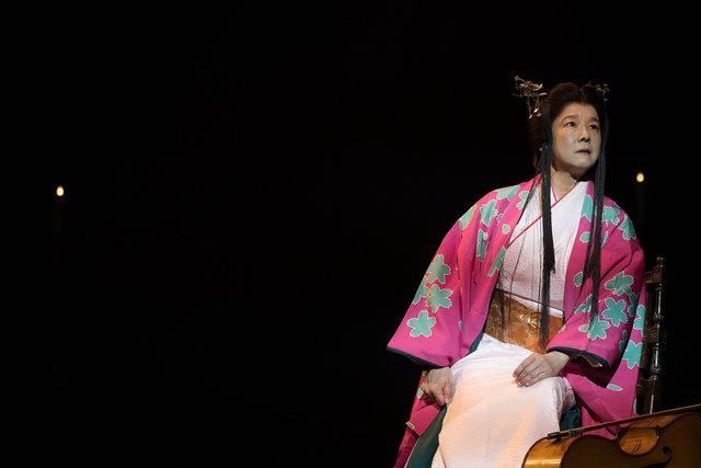 『NINAGAWA・マクベス』香港公演_舞台写真5