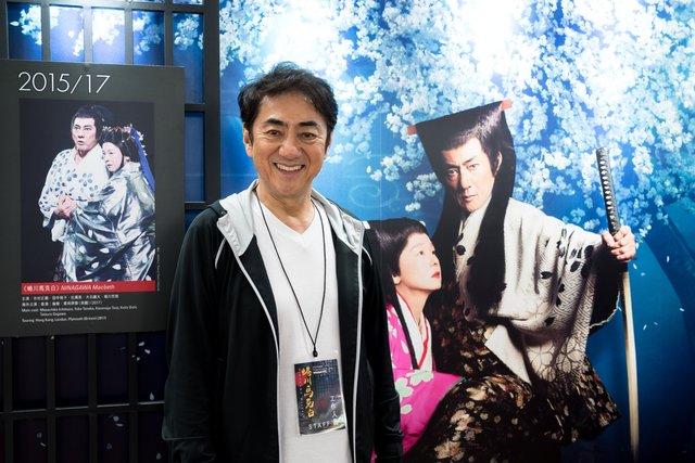 『NINAGAWA・マクベス』香港公演_舞台写真6