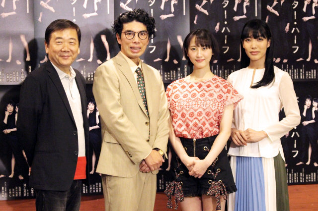 松井玲奈を新キャストに迎えた『ベター・ハーフ』再び開幕!風間俊介「再演あるかなと思っていた」