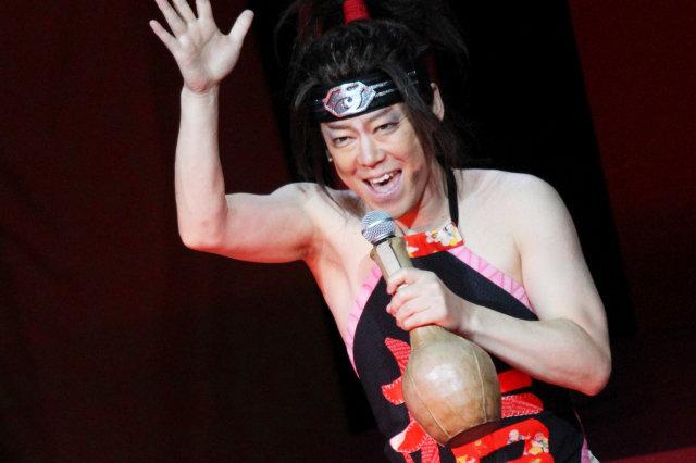 劇団☆新感線『髑髏城の七人』Season鳥開幕!阿部サダヲ「歌と踊りがこの劇場にとても合っている気がします!」