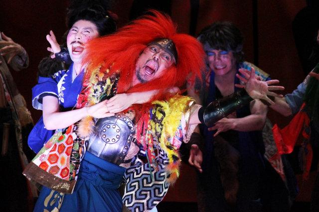 劇団☆新感線『髑髏城の七人』Season鳥_舞台写真10