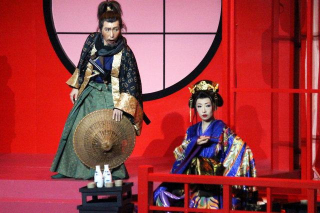 劇団☆新感線『髑髏城の七人』Season鳥_舞台写真4