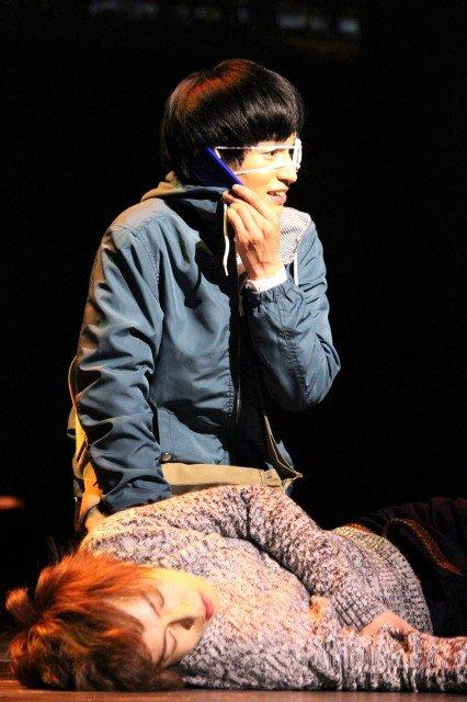 舞台『東京喰種トーキョーグール』~或いは、超越的美食学をめぐる瞑想録~舞台写真_2