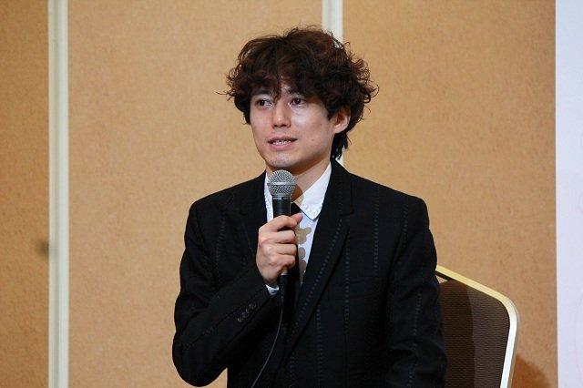 ミュージカル『ピーターパン』製作発表会見_藤田俊太郎