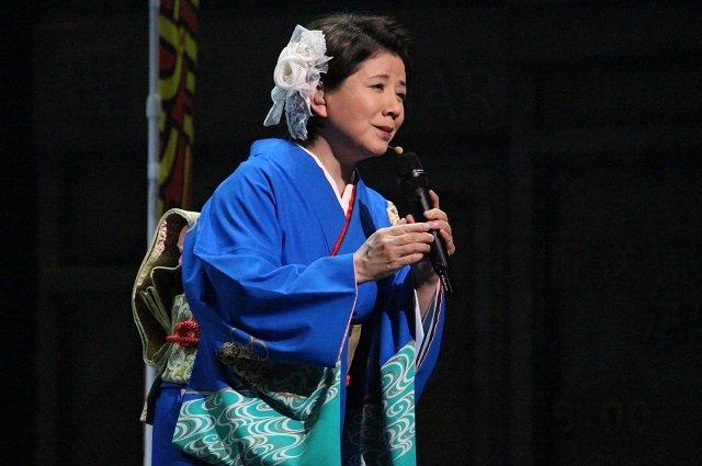 森昌子の歌声にA.B.C-Z河合郁人も感涙!音楽喜劇『のど自慢』~上を向いて歩こう~開幕