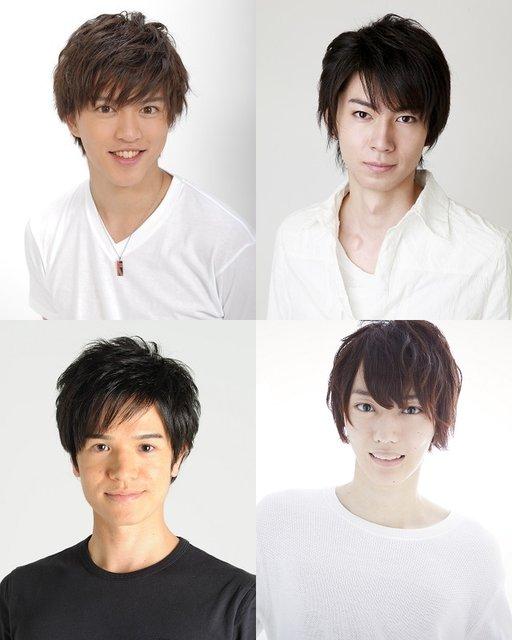田村良太、櫻井圭登らが新キャストに!ミュージカル『魔界王子』詳細発表