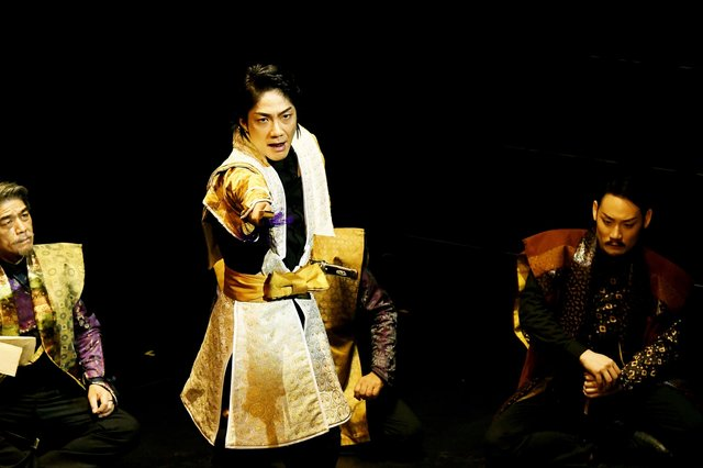 『子午線の祀り』プレビュー公演を終えいよいよ本公演開幕!野村萬斎「万全を期して臨む」