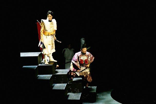 『子午線の祀り』舞台写真_3