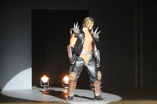 『北斗の拳 -世紀末ザコ伝説-』制作発表_12