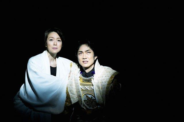 野村萬斎が古典的様式と現代性を交え新演出で昇華させた『子午線の祀り』ゲネプロレポート