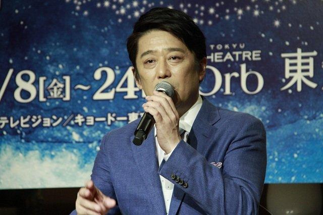 ブロードウェイミュージカル『ファインディング・ネバーランド』制作発表会見_2