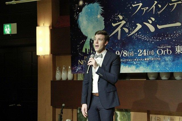 ブロードウェイミュージカル『ファインディング・ネバーランド』制作発表会見_7
