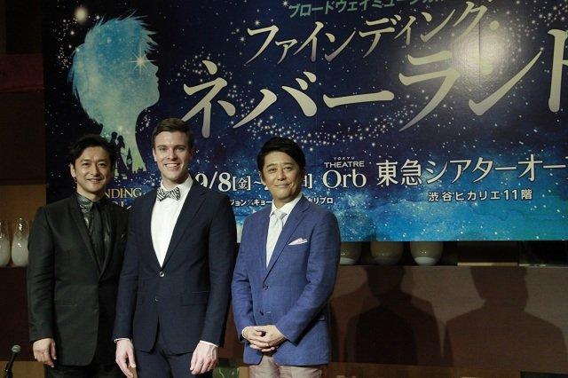 ブロードウェイミュージカル『ファインディング・ネバーランド』制作発表会見_8