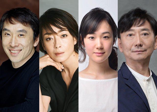 KERAがチェーホフと向き合う第3弾『ワーニャ伯父さん』出演に段田安則、宮沢りえ、黒木華ら
