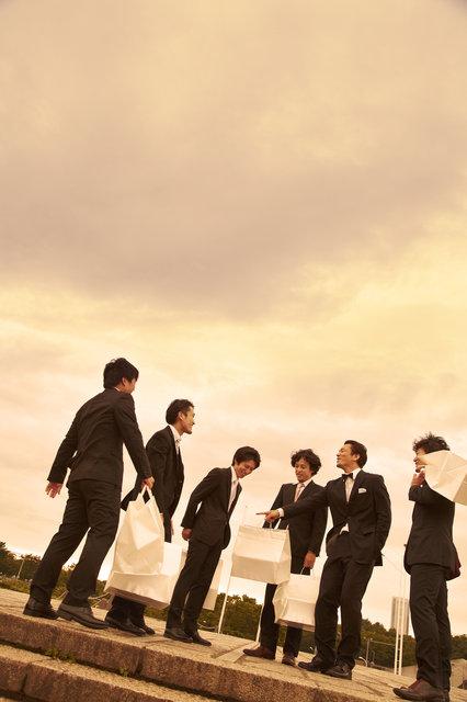 松居大悟主宰のゴジゲンが約1年半ぶりの新作公演 『くれなずめ』を3都市で