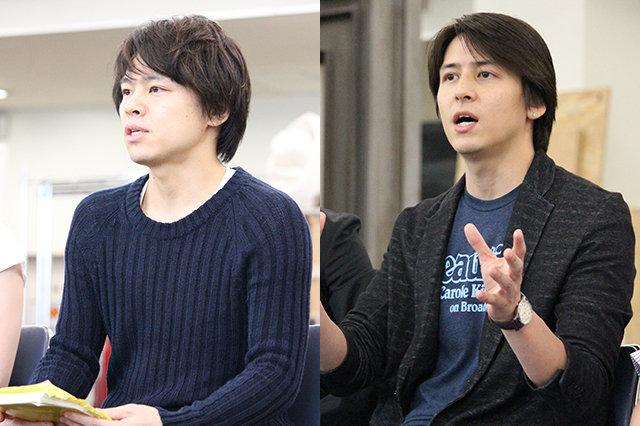 ミュージカル『ビューティフル』公開稽古レポート_中川晃教、伊礼彼方