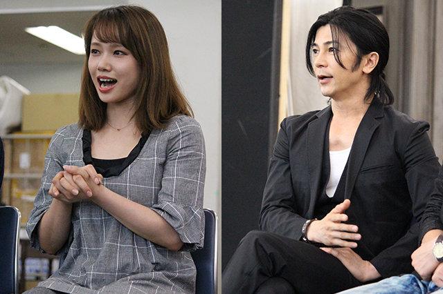 ミュージカル『ビューティフル』公開稽古レポート_ソニン、武田真治