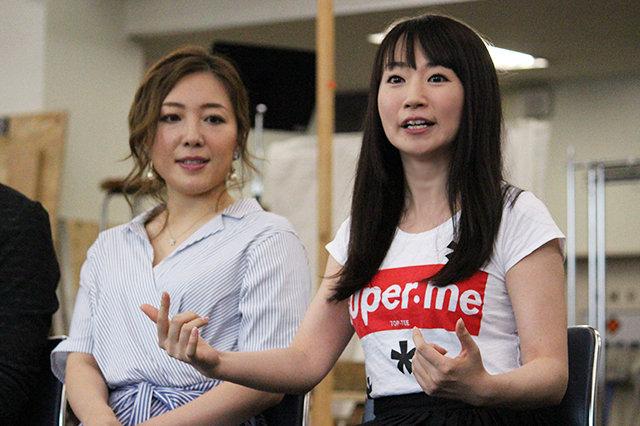 ミュージカル『ビューティフル』公開稽古レポート_水樹奈々、平原綾香