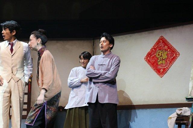 音楽劇『魔都夜曲』開幕レポート_6