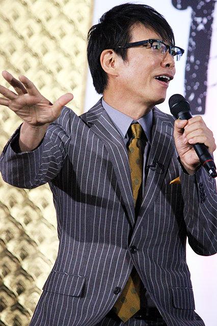 劇団☆新感線『髑髏城の七人』Season風製作発表_11