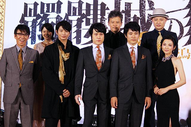 劇団☆新感線『髑髏城の七人』Season風製作発表_13