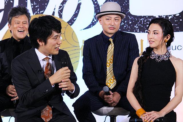 劇団☆新感線『髑髏城の七人』Season風製作発表_15