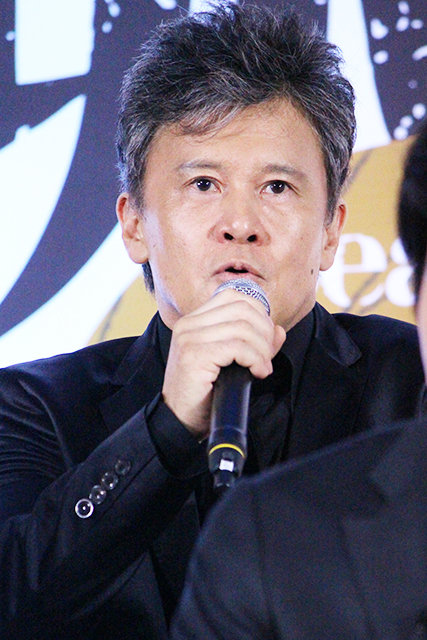 劇団☆新感線『髑髏城の七人』Season風製作発表_9