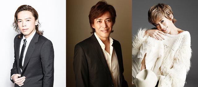 中川晃教、石井一孝、龍真咲が海外ミュージカルスターと競演!『ソング&ダンス・オブ・ブロードウェイ』10月開催