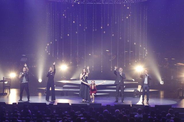 『シネマ・ミュージカル・コンサート』舞台写真