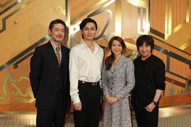 加藤和樹出演の舞台『罠』7年ぶり開幕!深作健太「加藤くんがすごく色っぽく」