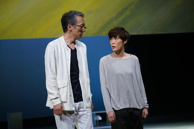 斎藤歩を迎え『アザー・デザート・シティーズ』再開、寺島しのぶ「中嶋しゅうさんも含め全員が一つに」
