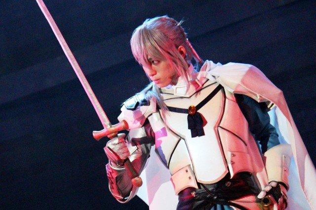 佐奈宏紀、小野健斗、本田礼生らが演じるサーヴァントが舞台上に召喚!『Fate/Grand Order』ゲネプロレポート