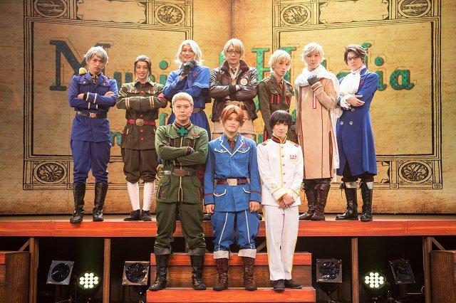 ミュージカル「ヘタリア~in the new world~」大阪公演舞台写真_10