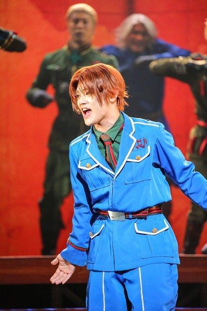 ミュージカル「ヘタリア~in the new world~」大阪公演舞台写真_3
