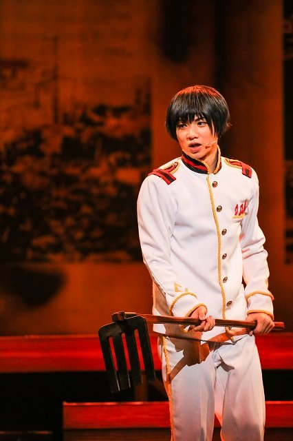 ミュージカル「ヘタリア~in the new world~」大阪公演舞台写真_4