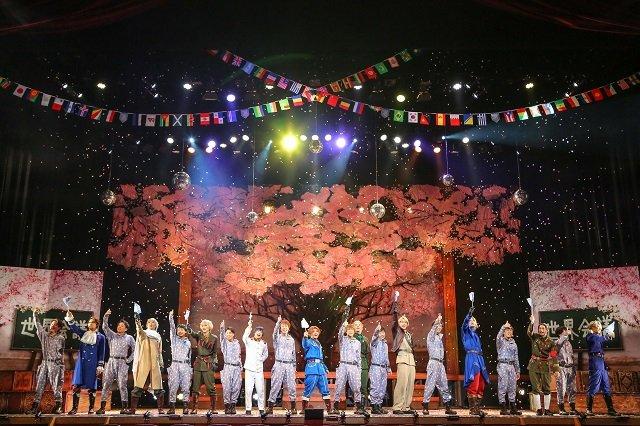 ミュージカル「ヘタリア~in the new world~」大阪公演舞台写真_9
