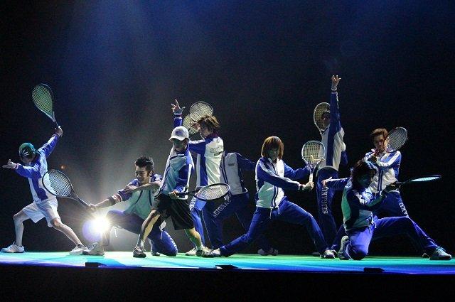 ミュージカル『テニスの王子様』3rdシーズン 青学(せいがく)vs立海ゲネプロ