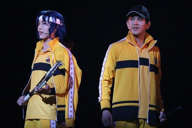 ミュージカル『テニスの王子様』3rdシーズン 青学(せいがく)vs立海ゲネプロ_2
