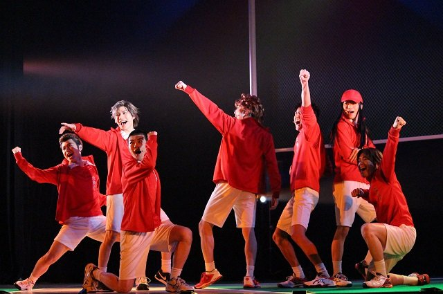 ミュージカル『テニスの王子様』3rdシーズン 青学(せいがく)vs立海ゲネプロ_5