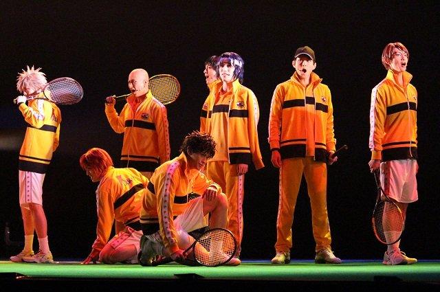 ミュージカル『テニスの王子様』3rdシーズン 青学(せいがく)vs立海ゲネプロ_7