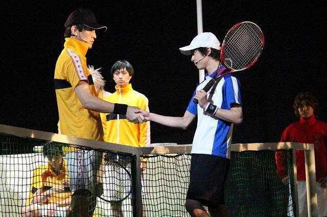 ミュージカル『テニスの王子様』3rdシーズン 青学(せいがく)vs立海ゲネプロ_8