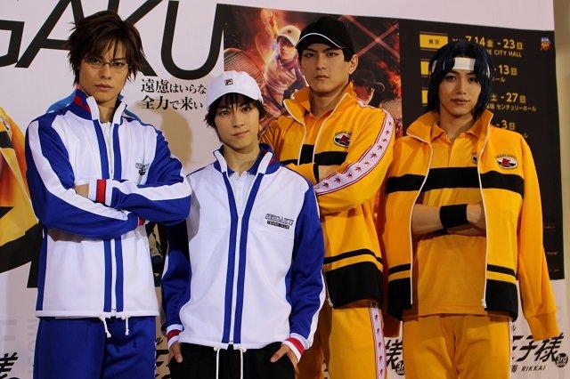 ミュージカル『テニスの王子様』3rdシーズン 青学(せいがく)vs立海ゲネプロ_9