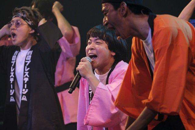 劇団プレステージ「Prestage Party at 赤坂プリッツ ~真夏のオールスター大感謝祭~」舞台写真_10