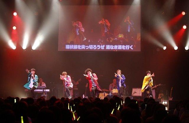 劇団プレステージ「Prestage Party at 赤坂プリッツ ~真夏のオールスター大感謝祭~」舞台写真_12