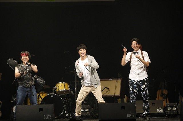 劇団プレステージ「Prestage Party at 赤坂プリッツ ~真夏のオールスター大感謝祭~」舞台写真_16