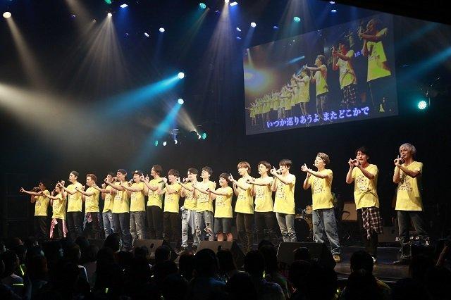 劇団プレステージ「Prestage Party at 赤坂プリッツ ~真夏のオールスター大感謝祭~」舞台写真_3