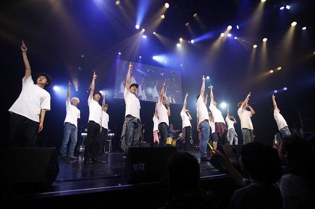 劇団プレステージ「Prestage Party at 赤坂プリッツ ~真夏のオールスター大感謝祭~」舞台写真_4